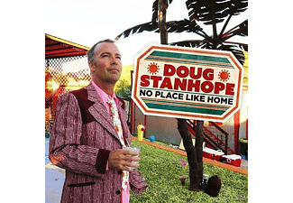 Doug Stanhope - No Place Like Home - (CD)
