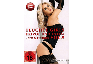 FEUCHTE GIRLS-SEX & FUN-BOX 9 - (DVD)
