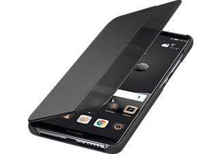 Smart View Flip Cover Huawei Mate10 Pro PU + PC Grau