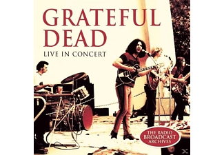 Grateful Dead - Live In Concert - (CD)