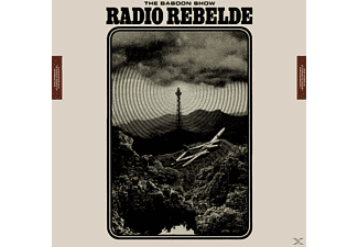 The Baboon Show - Radio Rebelde (Standard Edition) - (CD)