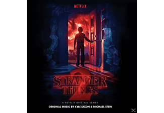 Kyle Dixon, Michael Stein - Stranger Things 2 (A Netflix OST) - (CD)