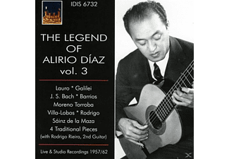 Alirio Diaz - Die Legende vol.Alirio Diaz,vol.3 [CD]