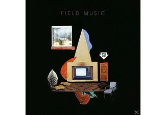 Field Music - Open Here - (CD)