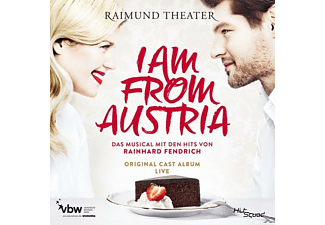 L.Perman,I.Flury,E.Engstler,A.Steppan - I am from Austria û Original Cast A - (CD)