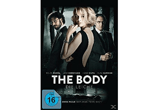 THE BODY - DIE LEICHE (MEDIABOOK+DVD) [Blu-ray]