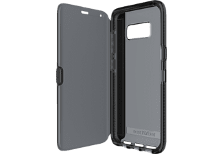 TECH21 Evo Wallet Bookcover Samsung Galaxy S8  Schwarz