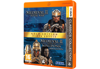 Medieval II: Total War - Gold Edition (Classics Collection) (PC)