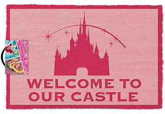 Disney Princess Fußmatte Welcome To Our Castle