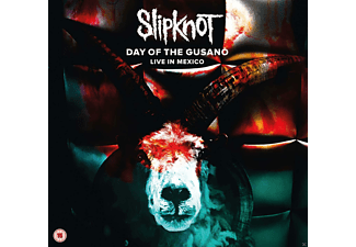 Slipknot - Day Of The Gusano-Live In Mexico (CD+DVD) - (CD + DVD Video)