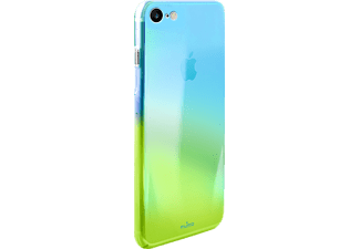 PURO Hologram Backcover Apple iPhone 7, iPhone 8 Plus  Hellblau