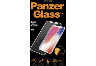 PANZERGLASS 2624 Displayschutzglas (Apple iPhone X)