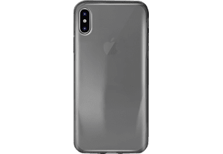 PURO 0.3 Nude Backcover Apple iPhone X  Schwarz