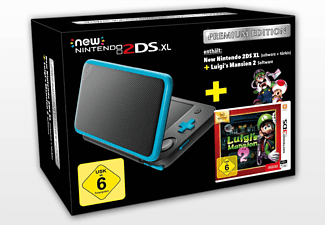 NINTENDO New Nintendo 2DS XL + Luigi