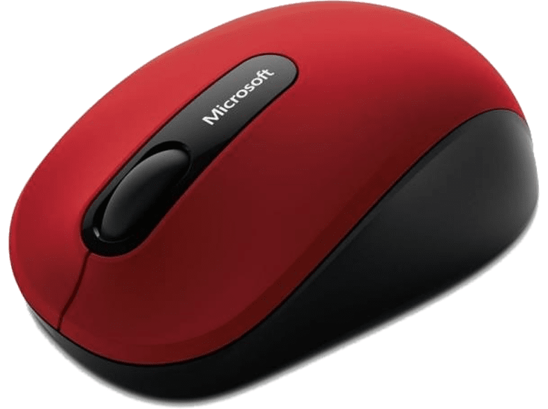 MICROSOFT Mobile Mouse 3600 Dark Red - (PN7-00014) laptop  tablet  computing  περιφερειακά πληκτρολόγια   ποντίκια  computing   tab