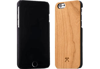 WOODCESSORIES EcoCase Classic Backcover Apple iPhone 6(s) Echtholz/Polycarbonat Kirsche