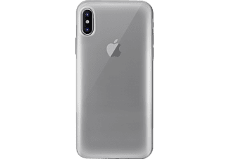 "PURO ""Plasma"" Cover iPhone X Handyhülle, Transparent"