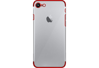 PURO Verge iPhone 7/iPhone 8 Handyhülle, Rot