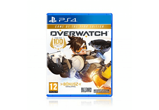 Overwatch Game of the Year Edition (PlayStation 4)