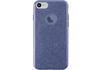 PURO Shine Backcover Apple iPhone 6/iPhone 6S/iPhone 7/iPhone 8  Blau