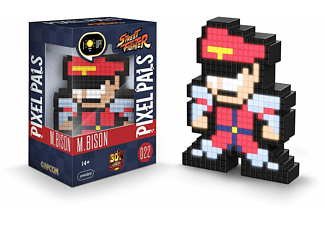 Pixel Pals: Street Fighter - Bison