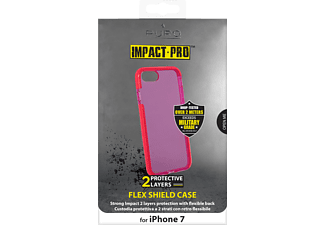 PURO Flex Shield Backcover Apple iPhone 7  Rot