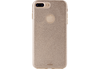 PURO Shine Backcover Apple iPhone 7+  Gold