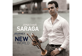 Jonathan Saraga - Journey To A New World [CD]