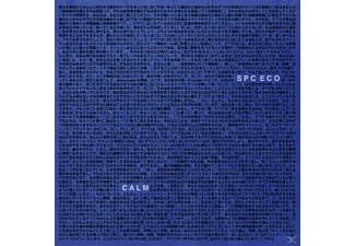 Spc Eco - Calm (Coloured Vinyl) - (Vinyl)