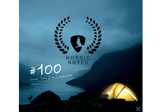 VARIOUS - Nordic Notes 100 - (CD)