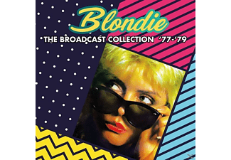 Blondie - Broadcast Collection '77-'79 - (CD)