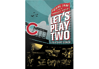 Pearl Jam - Let's play two (CD + DVD)