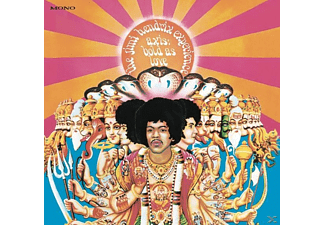 The Jimi Hendrix Experience - Axis: Bold As Love - (Vinyl)