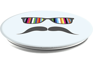POPSOCKETS MUSTACHE RAINBOW Phone Grip & Stand mehrfarbig