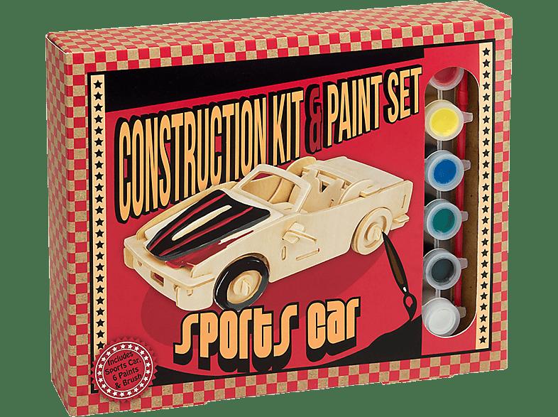 CP2 - Κατασκευή αυτοκινήτου rally gaming παιχνίδια κατασκευής