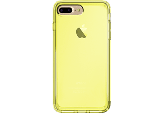 PURO 0.3 Nude Backcover Apple iPhone 7+  Gelb