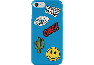 PURO Patch Mania Backcover Apple iPhone 7  Sticker