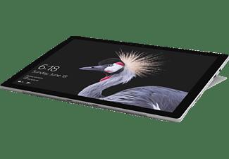 MICROSOFT Surface Pro, Convertible mit 12.3 Zoll, 256 GB Speicher, 8 GB RAM, Core™ i7 Prozessor, Windows 10 Pro, Silber