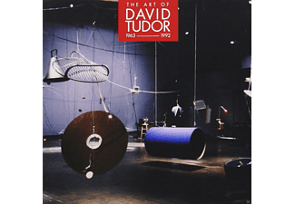 John Cage - The Art of David Tudor 1963-1992 - (CD)