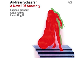 Andreas Schaerer - A Novel Of Anomaly [CD]