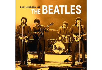 The Beatles - The History Of The Beatles [CD]