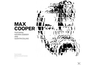 Max Cooper - Tileyard Improvisations Vol.1 - (LP + Download)