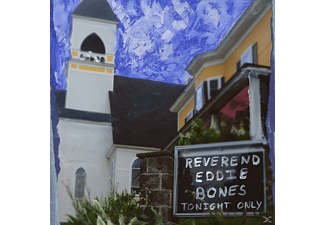 Cooper-moore & Mad King Edmund - The Reverend Eddie Bones - (LP + Download)