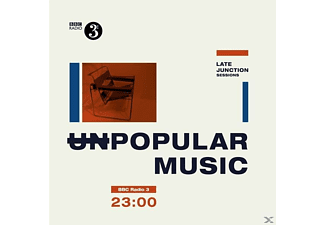VARIOUS - The BBC Late Junction Sessions: Unpopular Music - (LP + Download)