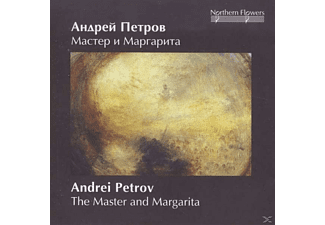 St.Petersburg State Academic Symphony Orchestra - The Master and Magarita - (CD)