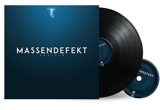 Massendefekt - Pazifik - (LP + CD)