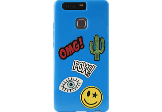 Patch Mania Backcover Huawei P9  Blau