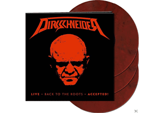 Dirkschneider - Live-Back To The Roots-Accepted! (Marbled 3LP) [Vinyl]
