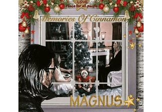 Magnus - Memories of Cinnamon - (Maxi Single CD)