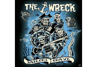 The Wreck - Sailors Grave - (CD)
